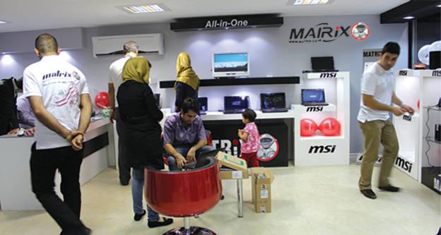 فروشگاه های ماتریس 03