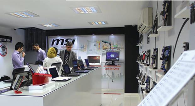 فروشگاه های ماتریس 10