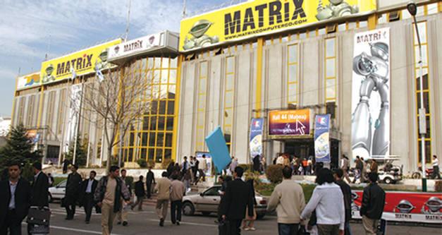 ماتریس در نمایشگاه ها 08